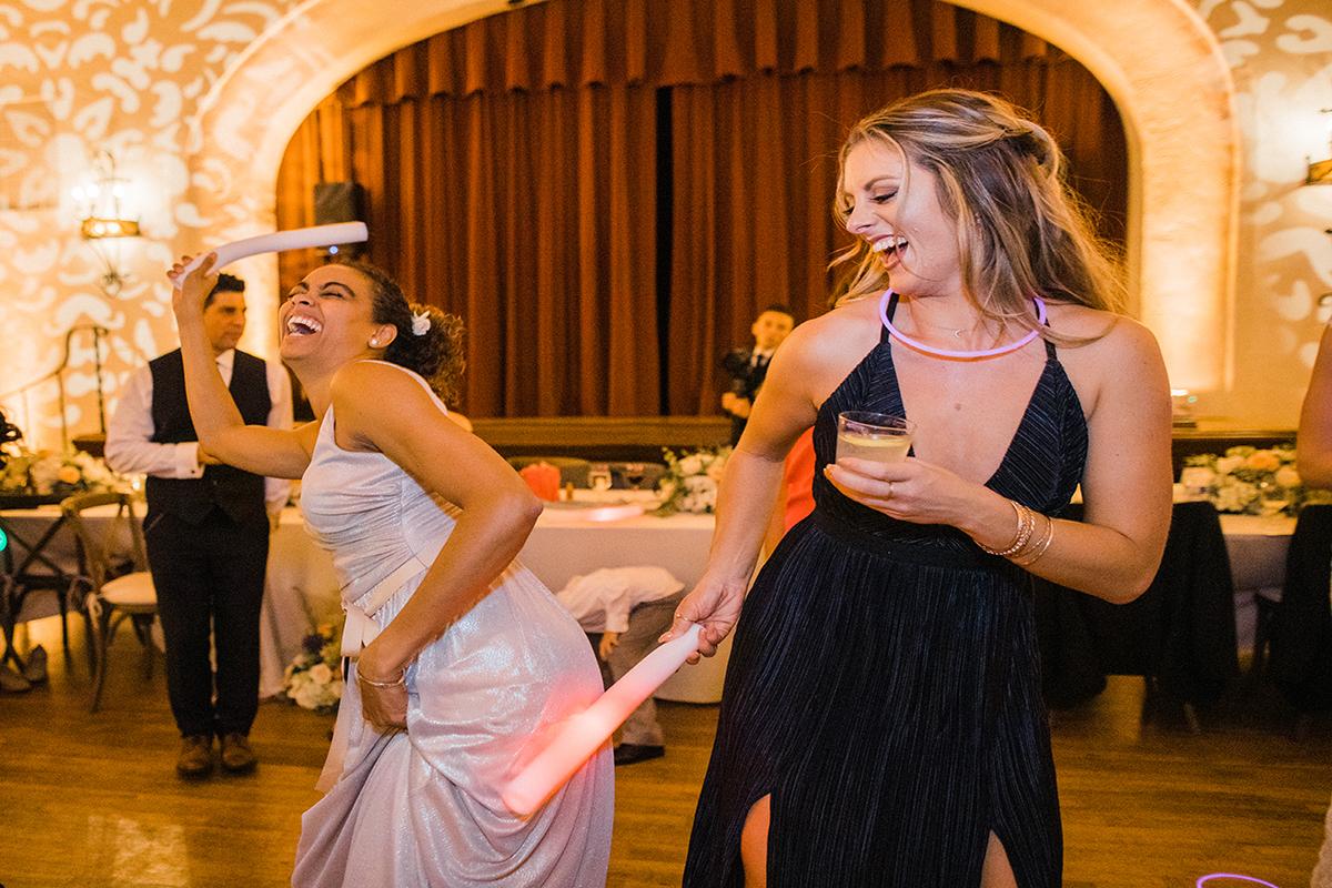 Rockwood Womens club wedding Santa Barbara dance time 2018