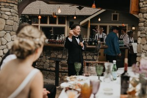 Ojai Wedding costs money dad says