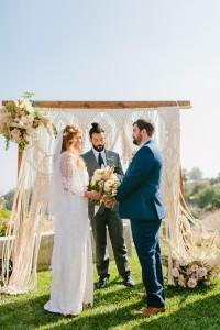 Wedding ceremony vows Camarillo, CA