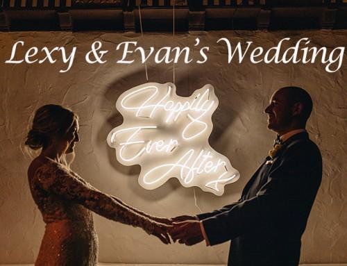 Santa Barbara Wedding at El Paseo Resturant with Evan & Lexy