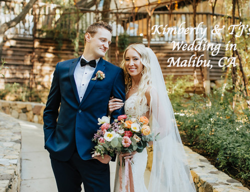 Calamigos Ranch Wedding with Kimberly and TJ